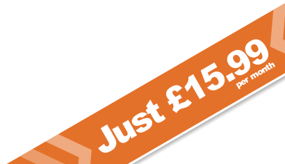 Just £19.99. For gym and swim sites £19.99 fee applies for swim, gym and classes.