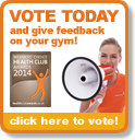 Members Choice Health Club Awards 2014 - Vote for Fitness4Less